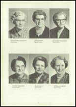 1962 Coalmont High School Yearbook Page 10 & 11