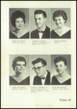 1962 Coalmont High School Yearbook Page 12 & 13