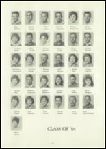 1962 Coalmont High School Yearbook Page 30 & 31