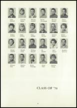 1962 Coalmont High School Yearbook Page 36 & 37