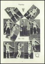 1962 Coalmont High School Yearbook Page 48 & 49