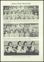 1962 Coalmont High School Yearbook Page 50 & 51