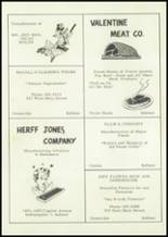 1962 Coalmont High School Yearbook Page 56 & 57