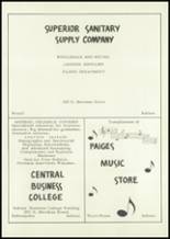 1962 Coalmont High School Yearbook Page 68 & 69