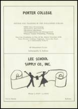 1962 Coalmont High School Yearbook Page 70 & 71