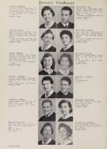 1955 Lafayette High School 400 Yearbook Page 32 & 33