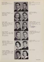 1955 Lafayette High School 400 Yearbook Page 36 & 37