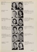 1955 Lafayette High School 400 Yearbook Page 38 & 39