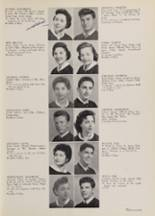 1955 Lafayette High School 400 Yearbook Page 40 & 41