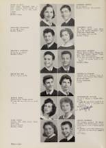 1955 Lafayette High School 400 Yearbook Page 42 & 43