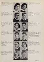 1955 Lafayette High School 400 Yearbook Page 56 & 57