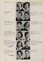 1955 Lafayette High School 400 Yearbook Page 66 & 67