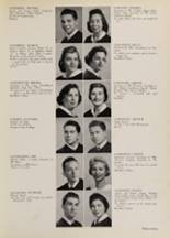 1955 Lafayette High School 400 Yearbook Page 70 & 71