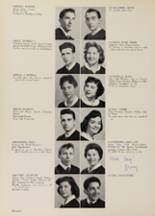 1955 Lafayette High School 400 Yearbook Page 74 & 75