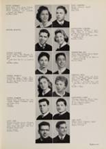 1955 Lafayette High School 400 Yearbook Page 84 & 85