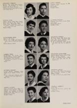 1955 Lafayette High School 400 Yearbook Page 86 & 87