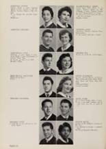 1955 Lafayette High School 400 Yearbook Page 90 & 91