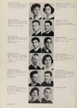 1955 Lafayette High School 400 Yearbook Page 92 & 93