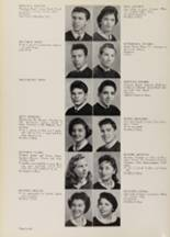 1955 Lafayette High School 400 Yearbook Page 100 & 101