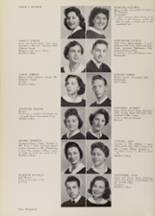 1955 Lafayette High School 400 Yearbook Page 104 & 105