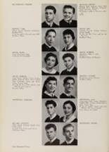 1955 Lafayette High School 400 Yearbook Page 108 & 109