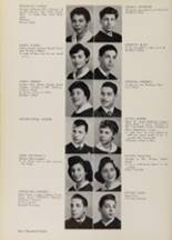1955 Lafayette High School 400 Yearbook Page 112 & 113