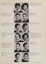 1955 Lafayette High School 400 Yearbook Page 114 & 115