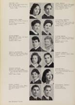 1955 Lafayette High School 400 Yearbook Page 116 & 117