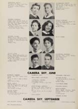 1955 Lafayette High School 400 Yearbook Page 120 & 121