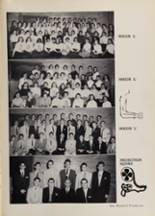 1955 Lafayette High School 400 Yearbook Page 124 & 125