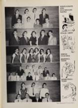 1955 Lafayette High School 400 Yearbook Page 126 & 127
