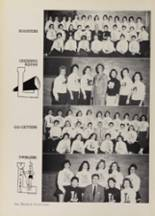 1955 Lafayette High School 400 Yearbook Page 128 & 129