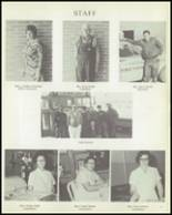 1969 Gravette High School Yearbook Page 16 & 17