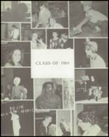 1969 Gravette High School Yearbook Page 18 & 19