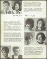 1969 Gravette High School Yearbook Page 20 & 21