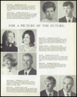 1969 Gravette High School Yearbook Page 22 & 23