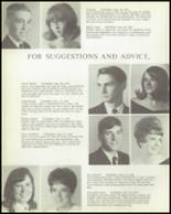 1969 Gravette High School Yearbook Page 24 & 25