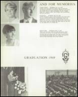 1969 Gravette High School Yearbook Page 26 & 27