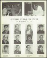 1969 Gravette High School Yearbook Page 28 & 29