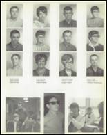 1969 Gravette High School Yearbook Page 30 & 31