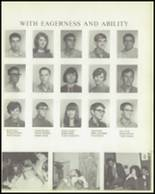 1969 Gravette High School Yearbook Page 32 & 33