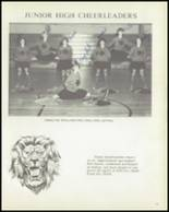 1969 Gravette High School Yearbook Page 64 & 65
