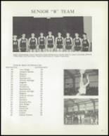 1969 Gravette High School Yearbook Page 70 & 71