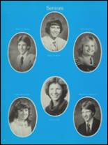 1980 Bluffs High School Yearbook Page 14 & 15