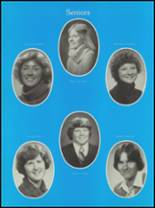 1980 Bluffs High School Yearbook Page 16 & 17