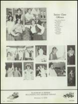 1980 Bluffs High School Yearbook Page 18 & 19