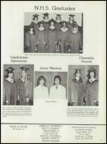 1980 Bluffs High School Yearbook Page 24 & 25