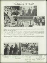 1980 Bluffs High School Yearbook Page 26 & 27