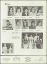 1980 Bluffs High School Yearbook Page 28 & 29