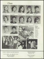 1980 Bluffs High School Yearbook Page 32 & 33